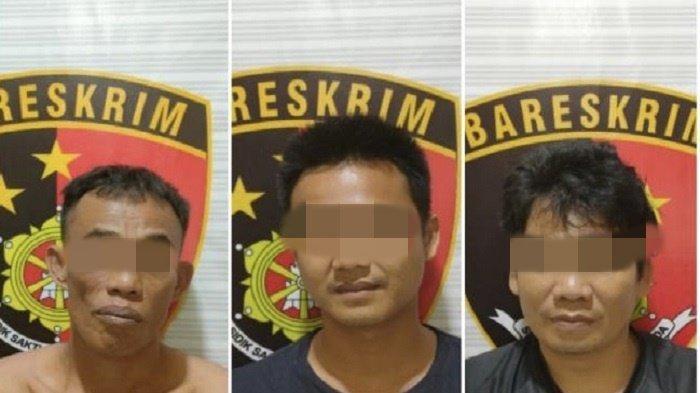 Jual Tanah 8,2 Hektar Rp 50 Juta Ternyata Bodong, Tiga Pria Diringkus di MUBA