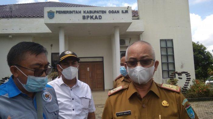 Kepala Disnakertrans Jadi Tersangka Kasus Korupsi, Pemkab Ogan Ilir Siapkan Pemain Cadangan