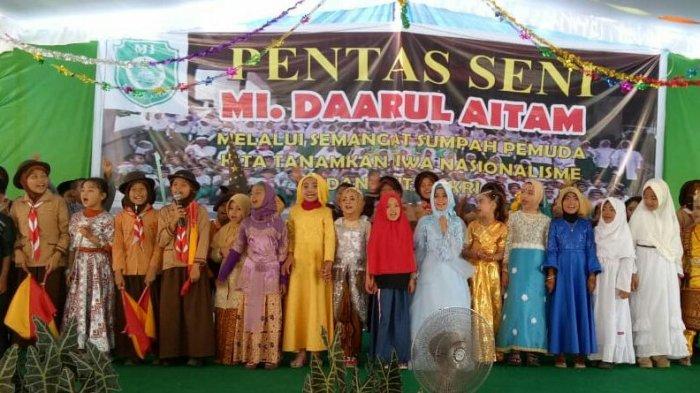 Cara Unik Madrasah Ibtidaiyah Daarul Aitam Palembang Memperingati Hari Sumpah Pemuda