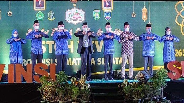 STQH Tingkat Provinsi Sumsel Resmi Ditutup, OKU Timur Duduki Peringkat Ketiga