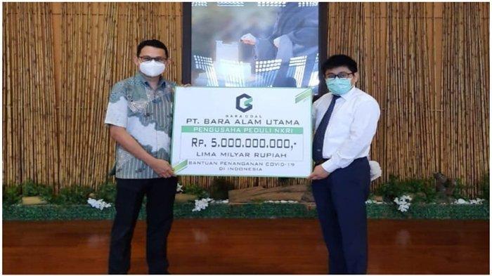 Pelaku Usaha-Yayasan Buddha Tzu Chi Beri Donasi Covid Rp 5 Miliar, Beras hingga Alat Kesehatan