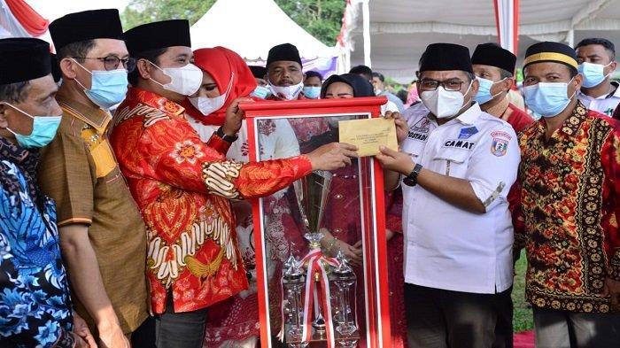 Banyuasin III Juara Umum MTQ ke-X Tahun 2021 Tingkat Kabupaten Banyuasin