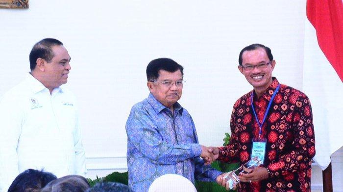 Kota Palembang Raih Penghargaan KIPP 2019