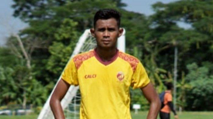 Rutinitas Pemain Sriwijaya FC, Sandrian Setiap Menyambut Hari Raya Idul Fitri