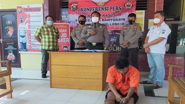 Sembunyi di Bali, Pelaku Rampok Truk Pakai Pistol di MUBA Diringkus, Sopir Diikat