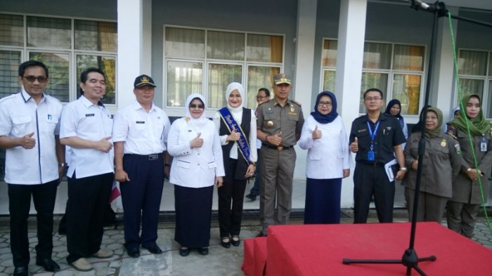 Sosialisasi Anti Narkoba Bersama Lury Elza di SMAN 3 Palembang