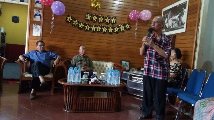 Berita Foto: Perayaan HUT Radio Sonora FM ke-49 Dihadiri Langsung Uskup Agung Palembang