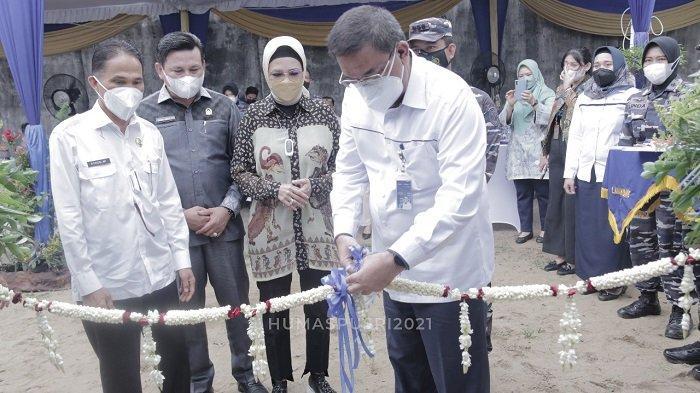 Dukung Pendidikan di Sumsel, Dirut PUSRI Resmikan Rumah Pintar - peresmian-rumah-pintar-pusri-palembang.jpg