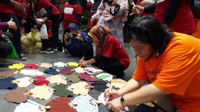 Peringatan HPI di Palembang: Perempuan Berdaulat atas Dirinya, Tolak Semua Aturan Diskriminatif