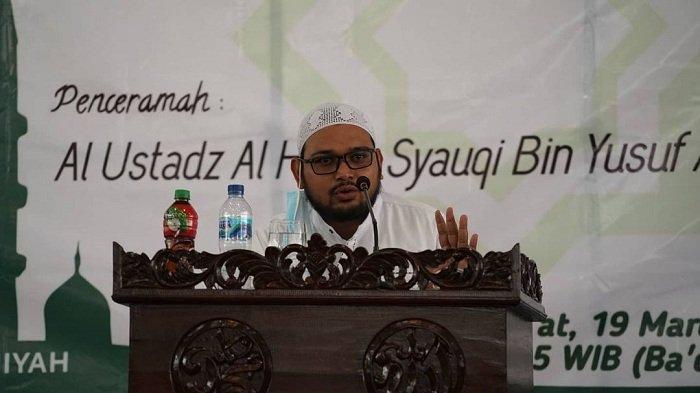 Peringatan Isra Mi'raj di Masjid At-Taddhiyah Poltekpar Palembang