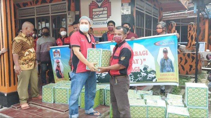 Tak Gelar Aksi Turun ke Jalan, Begini Cara Buruh di Palembang Peringati May Day