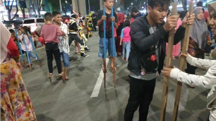 Antisipasi Corona, Sejumlah Tempat Wisata Dikelola Pemkot Palembang Ditutup