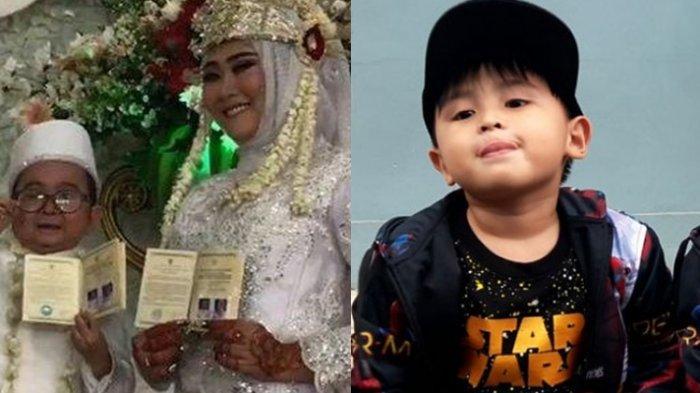 Pernikahan Daus Mini dan Selviana, Ivander Haykal Firdaus Putra Semata Wayangnya
