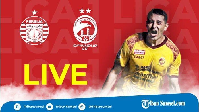 Live Streaming Tv Online Indosiar, Persija vs Sriwijaya FC - Usaha Maksimal SFC Kejar Selamat