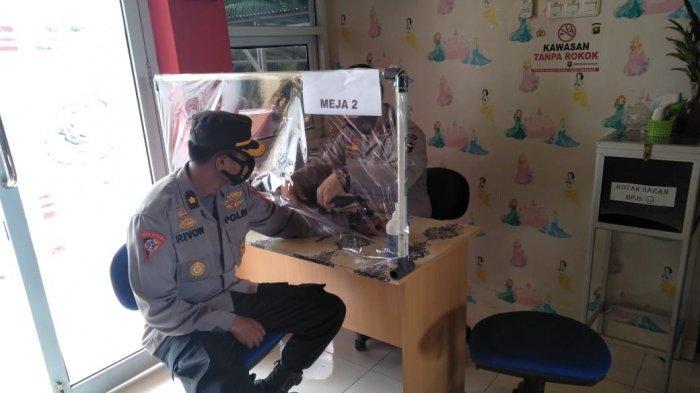 Personil Polres Ogan Ilir Jalani Vaksinasi Covid-19