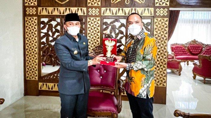 Percepat Perluasan Energi, Pertamina Lakukan Koordinasi dengan Pemerintah Kabupaten Lampung Barat