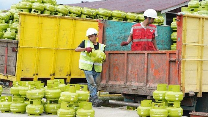 Pertamina Patra Niaga Lakukan Extra Dropping untuk Amankan Stok LPG 3 Kg di Kota Bengkulu