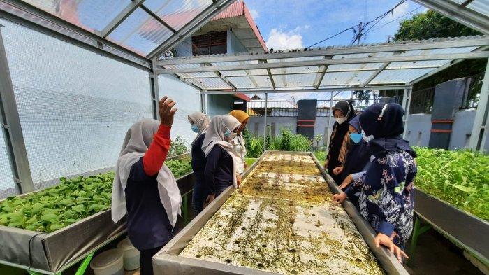 Pertamina Patra Niaga Tingkatkan Ketrampilan Penghuni Lapas Perempuan Palembang
