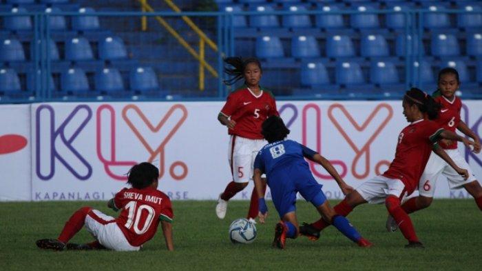 Buta Kekuatan Lawan, Timnas Putri Indonesia Siap Tempur Hadapi Maladewa di Asian Games 2018