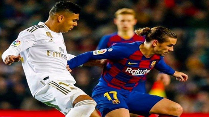 Link Jadwal Liga Spanyol 2021-2022 : Tanggal Big Match Barcelona, Real Madrid dan Atletico Madrid