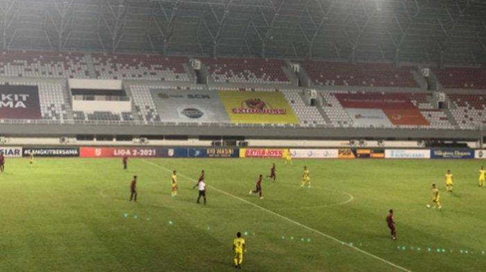 Hasil Sriwijaya FC vs Semen Padang di Liga 2 : Afriansyah Cetak Gol Lagi, SFC Raih Tiga Poin Penting