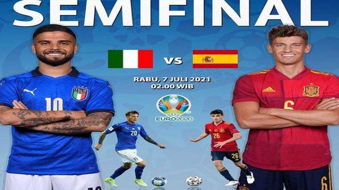 Statistik Rekor Pertemuan Italia Vs Spanyol, Mengingat Kekalahan 4-0 Gli Azzuri di Final Euro 2012
