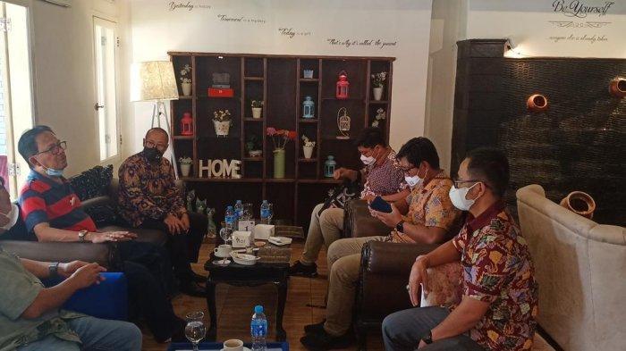 Perkuat Sinergi, Pertamina Jalin Silahturahmi Bersama Bupati Pesisir Barat Lampung