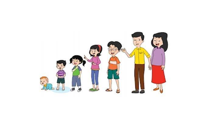 Pertumbuhan manusia tema 6 kelas 6