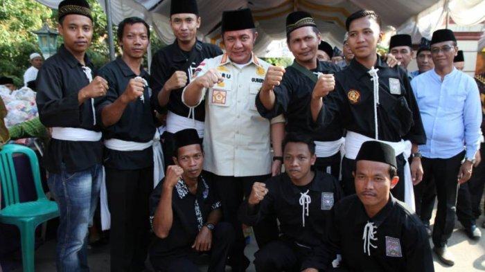HD Minta Warga Pertahankan Ukhuwah di Desa Nusa Dua Bali OKUT