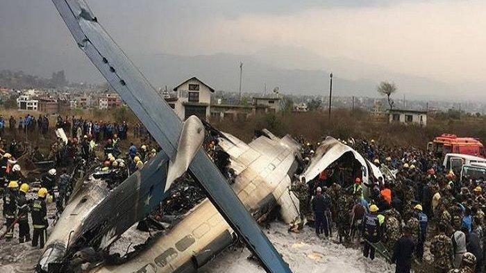 80 Jasad Ditemukan dari Puing-puing, Pesawat Pakistan Airlines Jatuh, Adakah Korban dari Indonesia ?