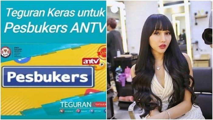 Ditegur KPI karena Kata-kata Kasar Lucinta Luna, ANTV Resmi Berhenti Tayangkan Pesbukers
