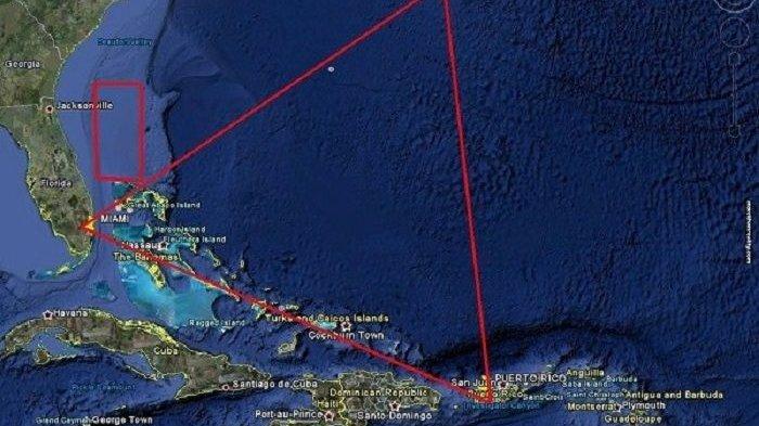 Mengungkap Kepalsuan Kisah Kapal yang Diyakini Hilang 91 Tahun di Segitiga Bermuda