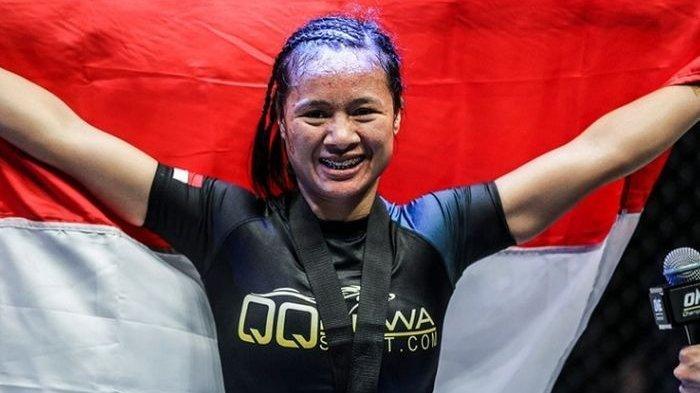 Prediksi MMA Priscilla vs Puja Tomar Sabtu (19/1) : Priscilla Siap Main Bawah Sebagai Kelemahan Puja