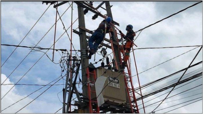 PLN Putus Listrik 110.461 Pelanggan di 4 Kabupaten di Sumsel, Masuk Wilayah Kerja UP3 Ogan Ilir