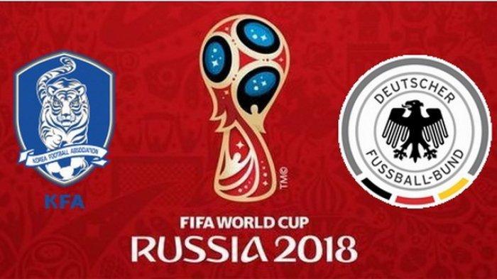 Nonton Live Streaming Piala Dunia Korea Selatan Vs Jerman di HP via Indosat, XL, dan Telkomsel