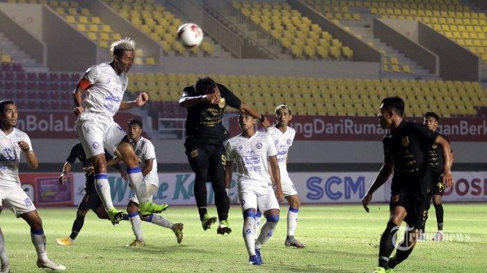 KLASEMEN AKHIR Grup A Piala Menpora 2021: PSIS-Barito Melaju ke 8 Besar, Arema FC Hanya  Juru Kunci