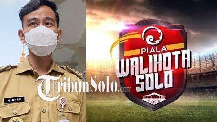 Penjelasan Gibran Rakabuming Tentang Kelanjutan Piala Walikota Solo 2021 di Tengah PPKM Darurat
