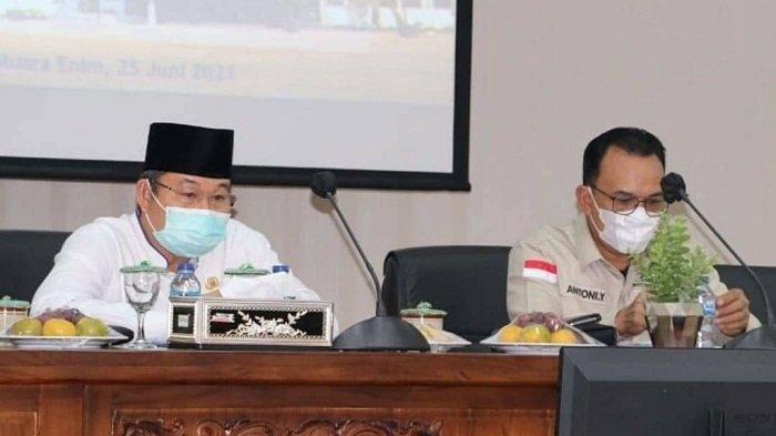 DPRD Provinsi Apresiasi Kinerja Pengelolaan dan Laporan Keuangan Daerah Pemkab Muaraenim