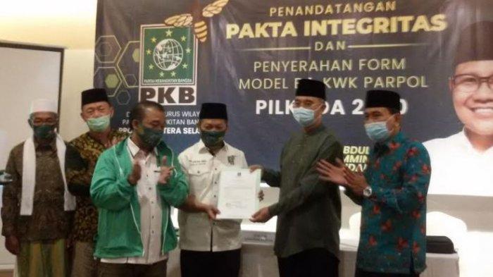 Resmi, Ini Nama Calon Diusung PKB di Pilkada Serentak di Sumsel, Berikut Kontrak Politiknya