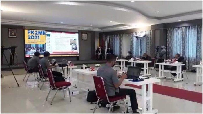 900 Mahasiswa UIGM Ikuti PKKMB Secara Online, Dapat Materi dari Dubes Austria dan Qatar