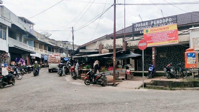 Takut Sepi, PKL Pasar Inpres Pendopo PALI Bimbang Bakal Direlokasi ke Pasar Talang Kerangan