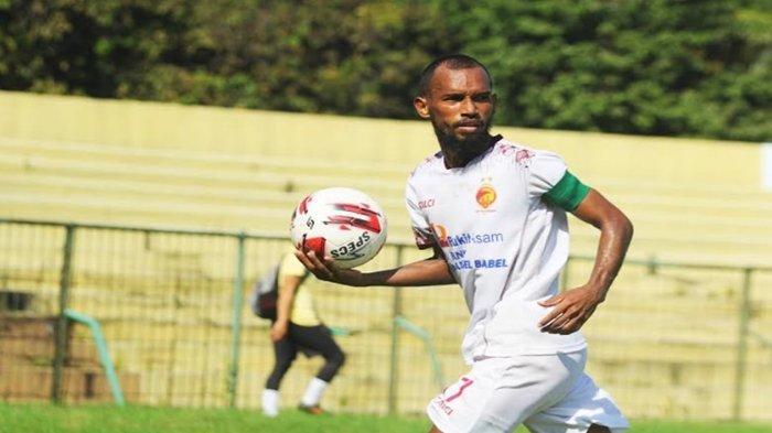 Nur Iskandar Dipilih Menjadi Kapten Sriwijaya FC di Liga 2, Nil Maizar Sebut Tiga Faktor Utama