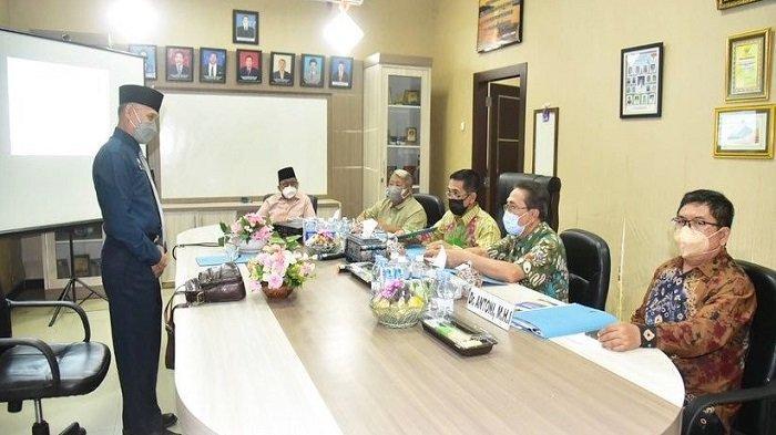 Plh Sekda Sumsel Ahmad Najib Seleksi Empat Calon Sekda Kabupaten Lahat