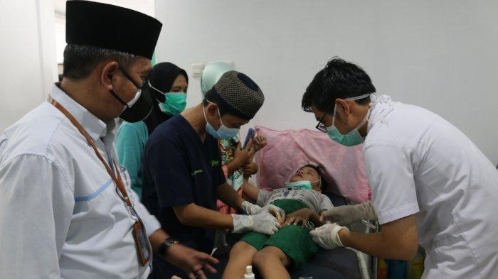 Puncak Kegiatan Ramadhan, YBM PLNUIW S2JB Resmikan Klinik Cahaya Pratama