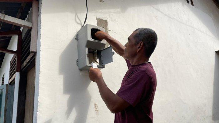 Nikmati Listrik Masa Pandemi dengan Stimulus, Pelanggan PLN UP3 Palembang Merasa Terbantu