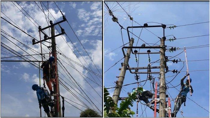 Terjunkan Tim PDKB, Bukti PLN ULP Prabumulih Prioritaskan Pelayanan di Gelumbang