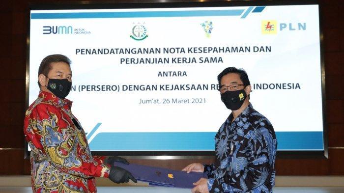 PLN Gandeng Kejaksaan Agung Pastikan Kepatuhan Hukum Di Lingkungan Perusahaan