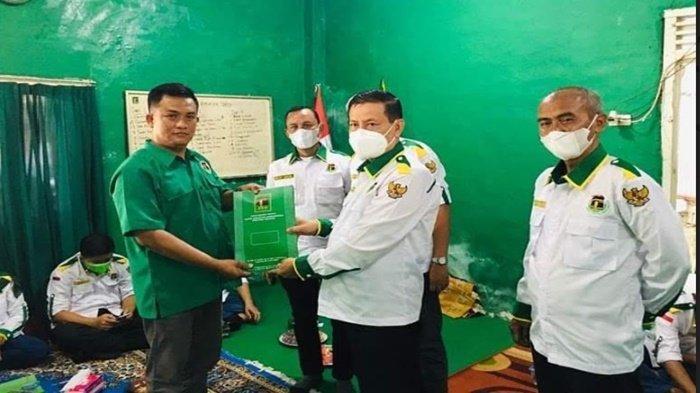 Jelang Muscab DPC PPP Prabumulih, Ketua DPW Agus Sutikno Tunjuk Erwin Sa'ban jadi Plt Ketua DPC