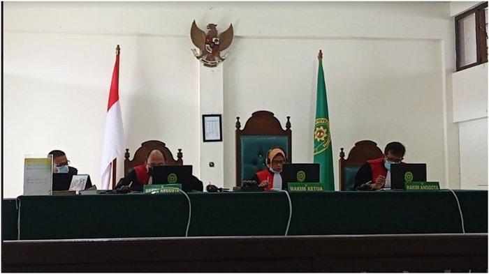 BREAKING NEWS: Kurir 25 Kg Sabu Divonis Mati, Sidang Digelar Virtual di  PN Palembang