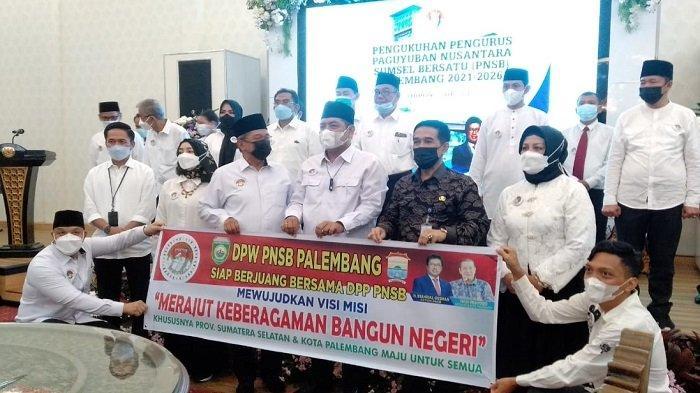 PNSB Kota Palembang Dilantik, Sekda: Mari Kita Sama- Sama Jaga Zero Konflik